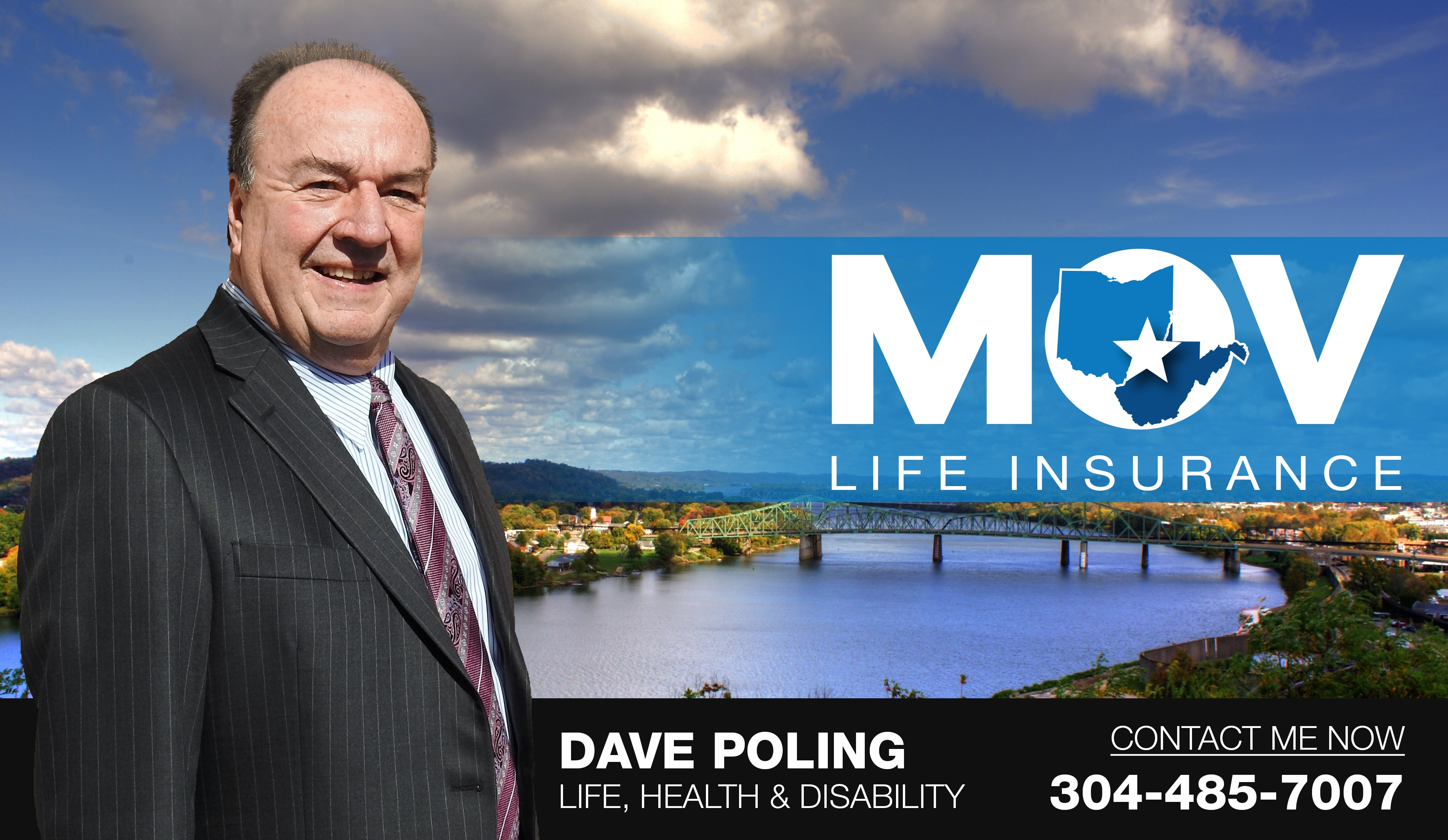 Dave Poling Insurance Agent - MOV Life Insurance WV and OH